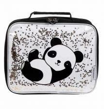 Cool bag: Glitter panda