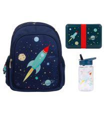 School bag set backpack supplies kids toddler A Little Lovely Company