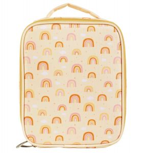 Cool bag: Rainbows