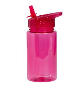 Drink bottle: Glitter - pink