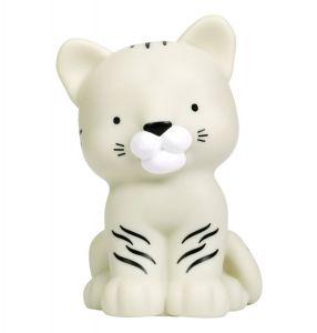 Little light: White tiger | Kids lights | A Little Lovely Company