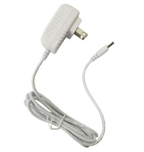 adapter 5v us white
