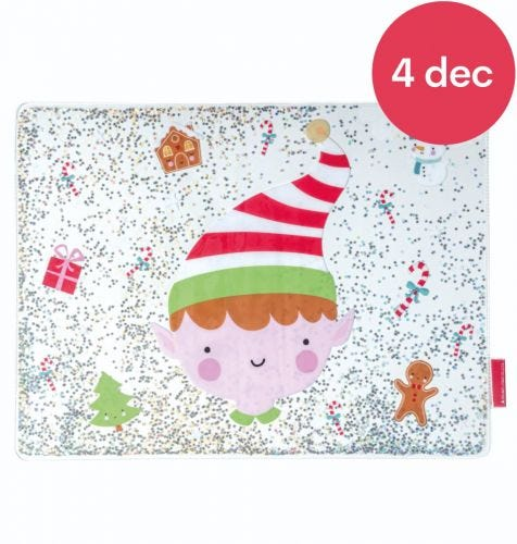 Free gift: Christmas placemat