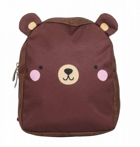 Little backpack: Bear