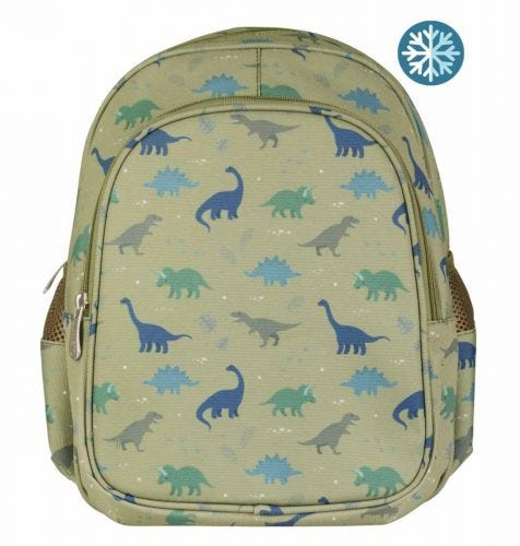 Backpack: Dinosaurs| Back to school | A Little Lovely Company