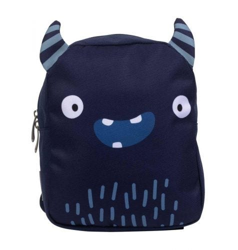 Little backpack: Monster