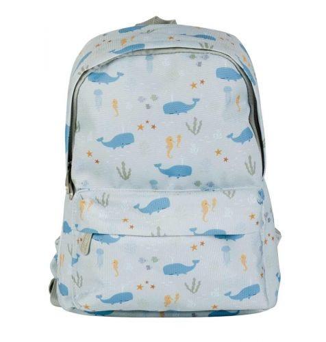Little backpack: Ocean | Back to school | A Little Lovely Company