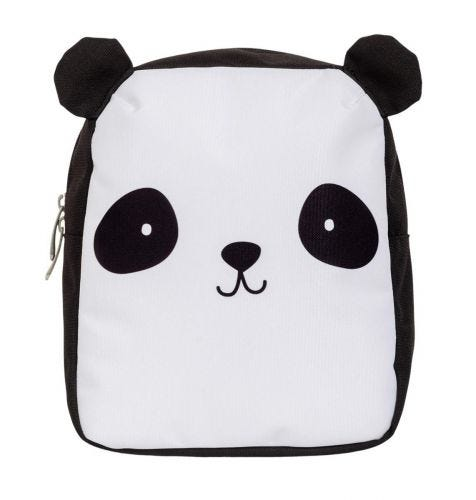 Little backpack: Panda