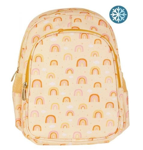 Backpack: Rainbows | Back to school | A Little Lovely Company