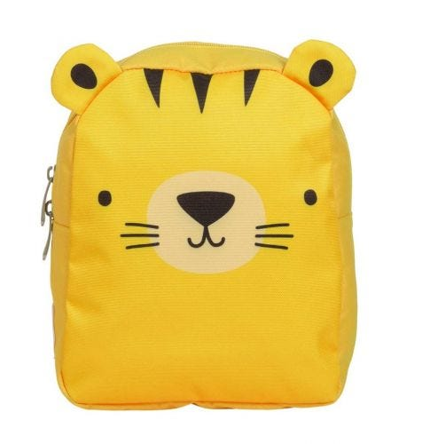 Little Backpack: Tiger