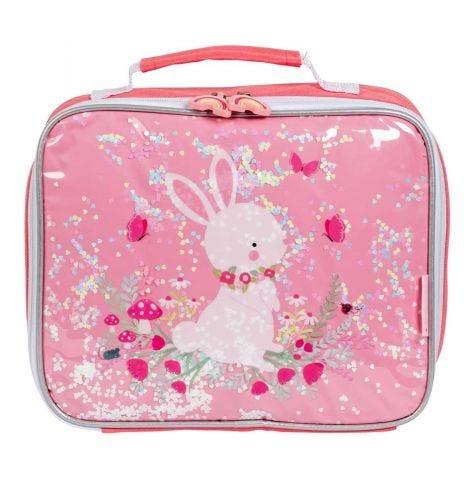 Cool bag: Glitter bunny