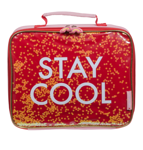 Cool bag: Stay cool