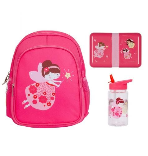 School bag set backpack supplies kids toddler A Little Lovely Company