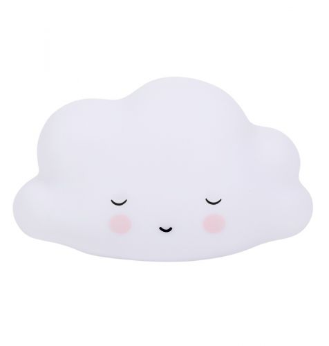 Little light: Sleeping cloud