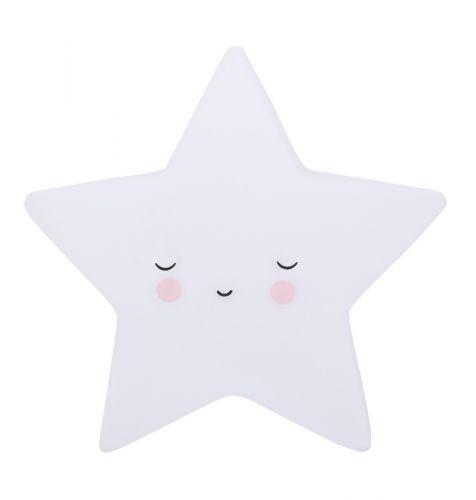 Little light: Sleeping star