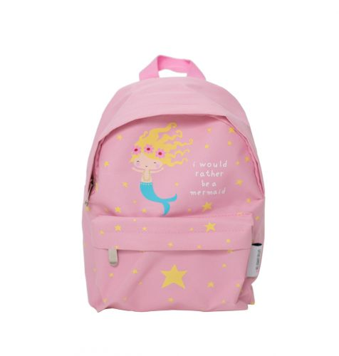 Little backpack: Mermaid