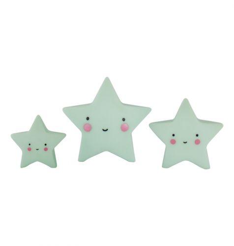 Minis: Stars - mint