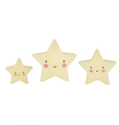 Minis: Stars - yellow