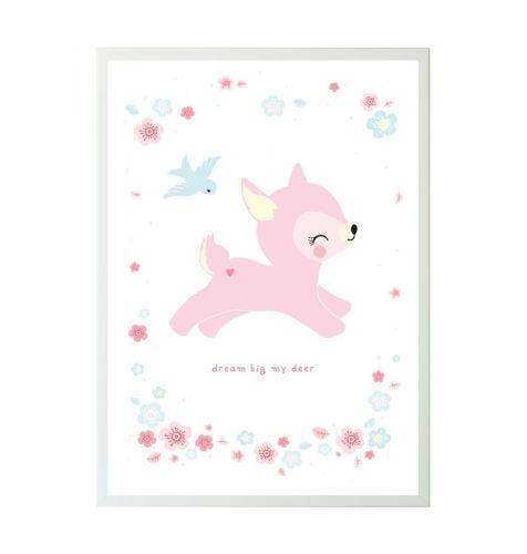Poster: Deer