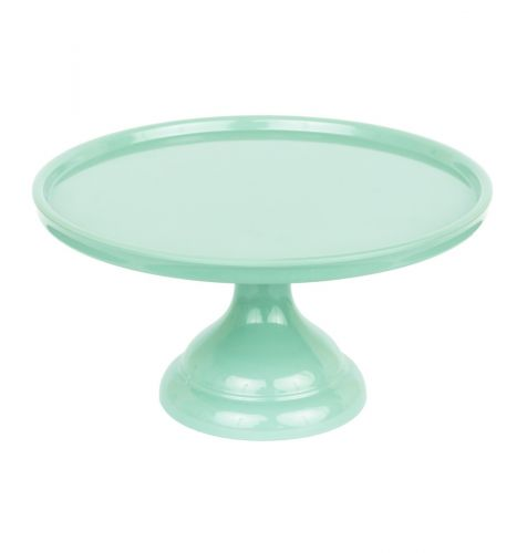 Cake stand: Small - mint