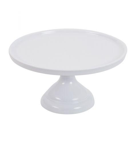 cake stand white