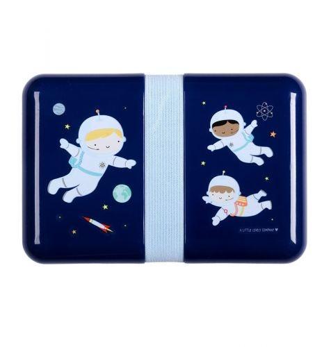 Lunch box: Astronauts