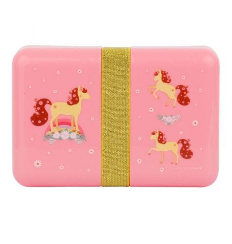 Lunch box: Horse
