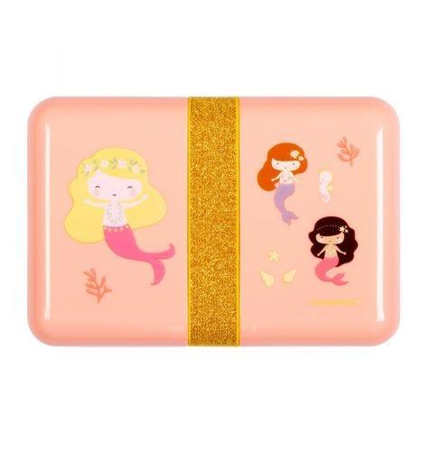 Lunch box: Mermaids
