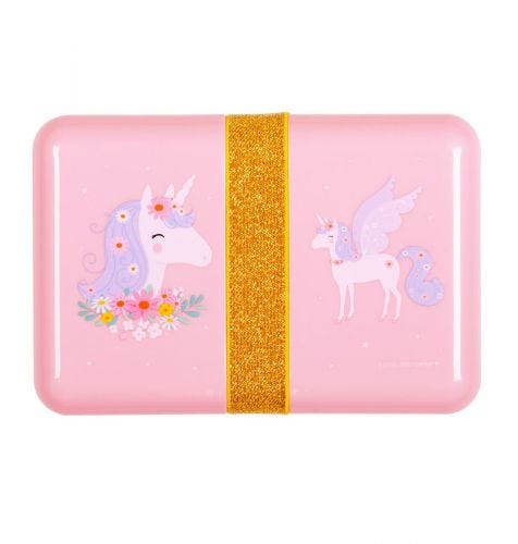 Lunch box: Unicorn
