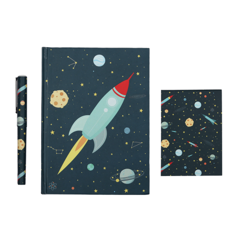 Stationery set: Space