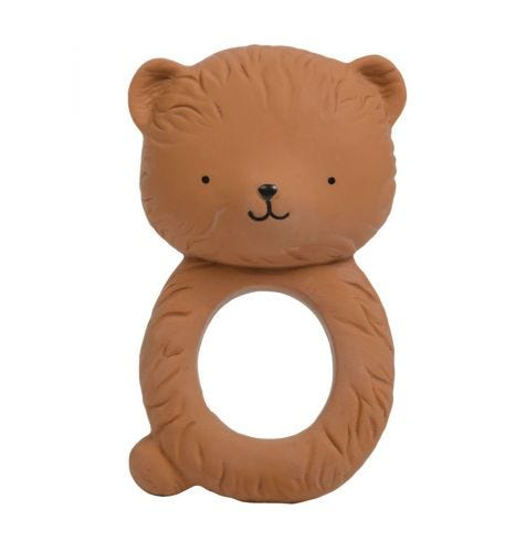 Teething ring: Bear