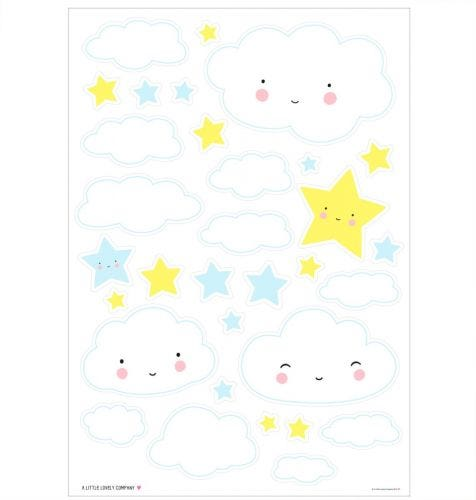 Wall sticker: Cloud